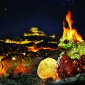 """Descobreixen a Morella a """"Don Mo"""" el morelladon, el dinosaure més bonico d'Espanya, dins d'un Ferrero Rocher"""