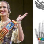 Científics escandinaus construeixen una mà biònica per a falleres