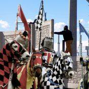 El mur de «joc de trons» es trasllada al barranc «d'Aiguaoliva»