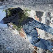 Un veí de Benicarló es converteix en un toll d'aigua per culpa de la calor i la humitat