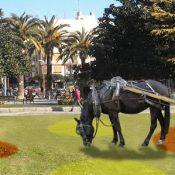 Xaro Miralles convertirà en zona de vianants tot Benicarló