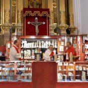 L'església del Crist de la Mar passarà a ser una tenda de souvenirs