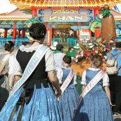 Com cada any, la Romeria de Sant Gregori a Port Aventura ha sigut tot un èxit