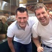 Hector Roca i Roberto Pau seran els protagonistes d'un especial de 'Pesadilla en la cocina' en el restaurant Yakitoro de Chicote